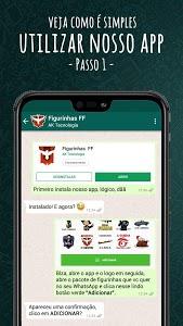 screenshot of Figurinhas FF version 1.5.13