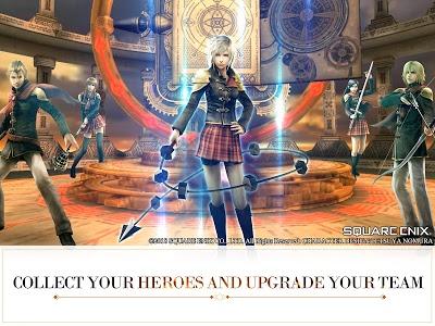 screenshot of Final Fantasy Awakening: SE Licensed version 1.13.3