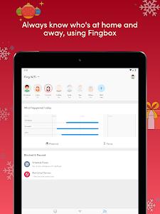 screenshot of Fing - Network Tools version 8.1.1