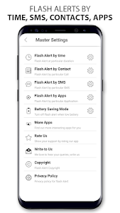 Download Flash Alerts on Call & Alerts on App Notifications 2.3.7 APK