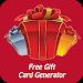 Download Free Gift Card Generator 1.1 APK