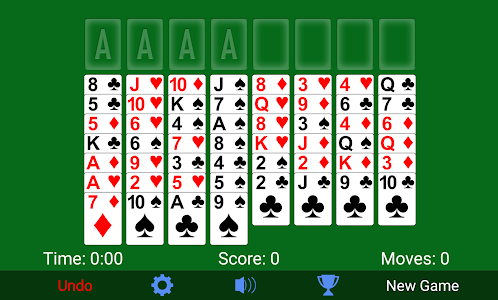 Download FreeCell Solitaire 3.1.2.1 APK