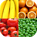 Download Fruit and Vegetables, Nuts & Berries: Picture-Quiz 1.3 APK
