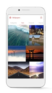 Download GO Launcher - 3D parallax Themes & HD Wallpapers 3.05 APK