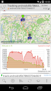 screenshot of GPS Essentials version Varies with device