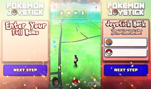 Download GPS Joystick For Pokem Go - Joke 10.0 APK