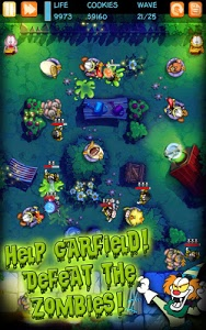 Download Garfield Zombie Defense 1.0.8 APK
