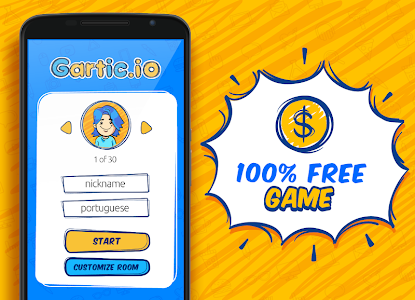 Download Gartic.io - Draw, Guess, WIN 1.4.10 APK