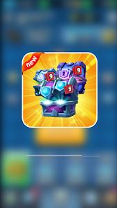 screenshot of Gems For Clash Royale : Prank version 1.0