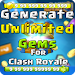 Download Gems for Clash Royale prank 1.2.3 APK