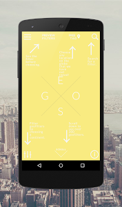 screenshot of GeoSnap — Geofilters Snapchat - Free Snap Geotags version Viginti