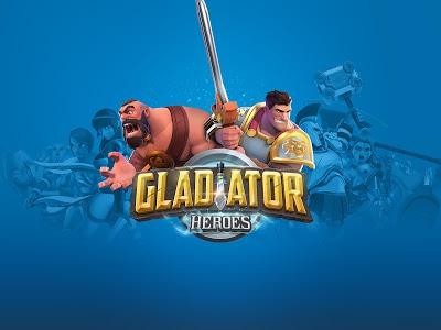 Download Gladiator Heroes Clash - Strategy RPG 2.8.0 APK