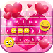 Download Glitter Heart Keyboard 1.7 APK