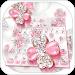 Download Glittering Diamond Flower Keyboard 10001003 APK