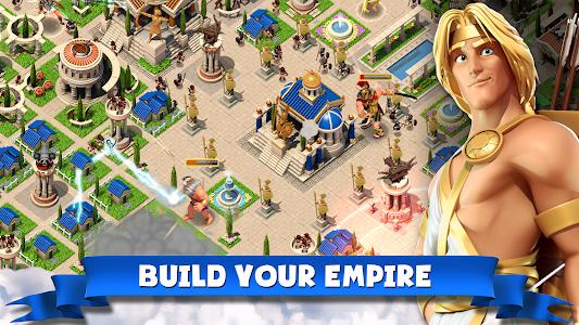screenshot of Gods of Olympus version 3.2.20776