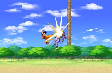 Download Super Goku Saiyan Fight Z 1.4.2 APK