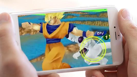screenshot of Goku Tenkaichi: Saiyan Fight version 1.0.2