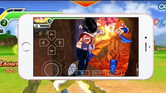 Download Goku War: Xenoverse Tenkaichi 1.0.2 APK