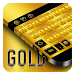 Download Gold Keyboard 10001039 APK
