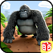 Download Gorilla Run - Jungle Game 2.8 APK