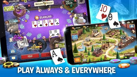 Download Governor of Poker 3 - Texas Holdem Poker Online 4.3.5 APK