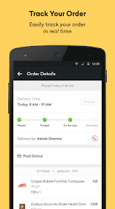 Download Grofers - Order Grocery Online 4.2.16 APK