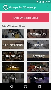 Download Groups for Whatsapp 2.1.1 APK
