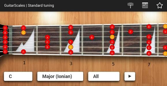 Download GuitarScales 5.0 APK