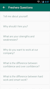 Download HR Interview Questions Answers 1.1 APK
