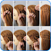 Download Hairstyle Tutorials for Girls layered hairstyles 1.1 APK