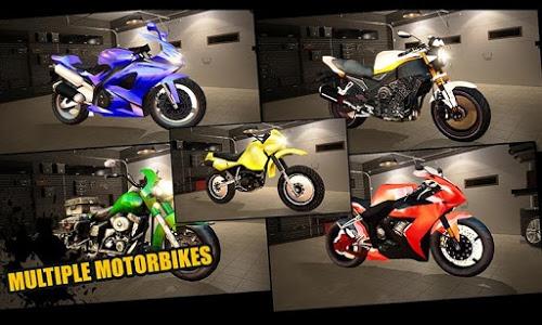 Download Highway Bike Racing Traffic Moto Racer 1.1 APK