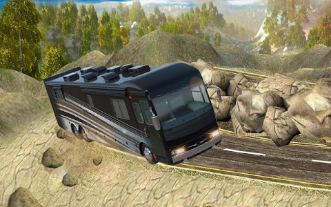 screenshot of Bus Simulator 2018: Bus Driving Games 2018 version 1.0