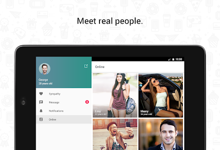 screenshot of Hitwe – meet people and chat version 3.6.5