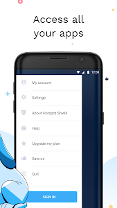 Download Hotspot Shield Free VPN Proxy & Wi-Fi Security 6.3.0 APK
