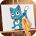 Download How To Draw Fairy Tail 1.0 APK