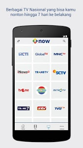 Download MNC Now: TV & Film Streaming 3.3.10 APK