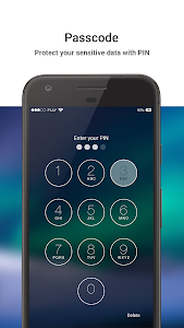 Download IOS11 Lock Screen - Phone X Locker style 1.4 APK