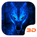 Download Ice Wolf 3D Theme 1.5.2 APK