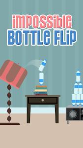 screenshot of Impossible Bottle Flip version 1.5