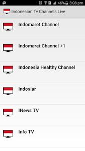 Download Indonesian Tv Channels Live 2.3 APK