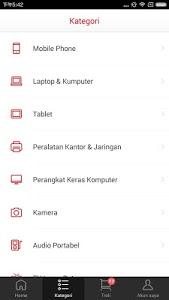 screenshot of JD.id – Online Shopping Mall version 2.4.0