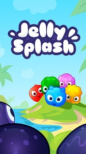 screenshot of Jelly Splash version 1.15.4
