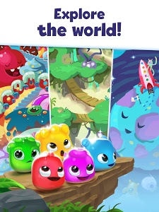 Download Jelly Splash Match 3: Connect Three in a Row 3.39.1 APK