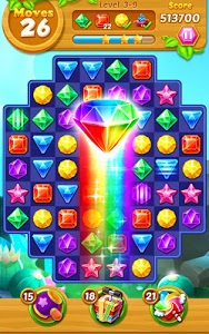 Download Jewels Crush- Match 3 Puzzle 2.1.3909 APK