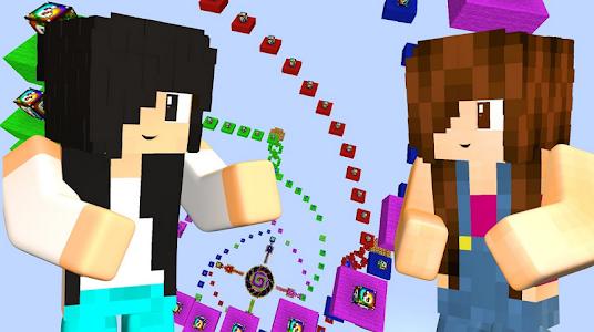 screenshot of Julia MineGirl version 2.5.5