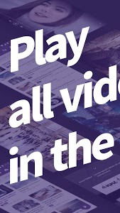 screenshot of Video Player HD All formats & codecs - km player version 19.01.09