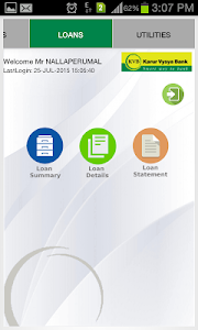 screenshot of KVB e-Book version 4.1.4.0