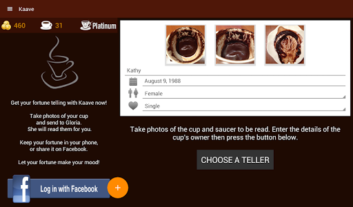 Download Kaave - Coffee Cup Readings  APK