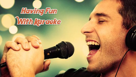 screenshot of Karaoke Sing version 1.1