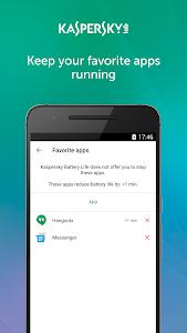 Download Kaspersky Battery Life: Saver & Booster 1.5.4.427 APK